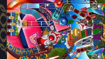 Pinball Fantasies PSP