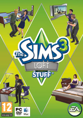 The Sims 3: Loft Stuff Pack PC