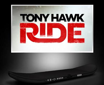 Tony Hawk Ride Xbox 360