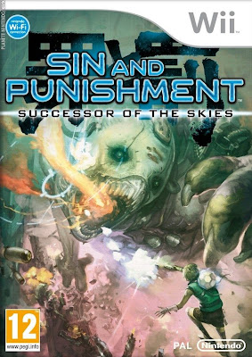 Sin and Punishment 2 Wii
