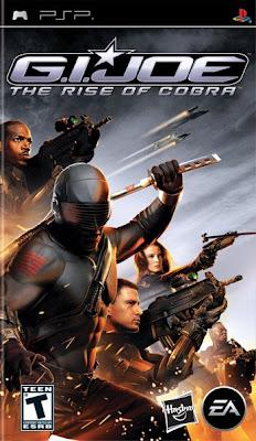 G.I.Joe: La nascita dei Cobra PSP