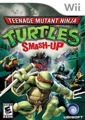 Teenage Mutant Ninja Turtles: Smash-Up Wii