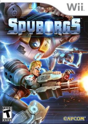 Spyborgs Wii