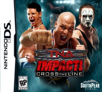TNA Impact: Cross the Line DS