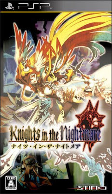 Knights in the Nightmare PSP