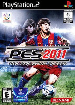 Pro Evolution Soccer 2011 PS2