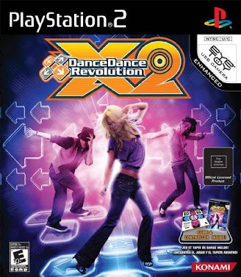 Dance Dance Revolution X2 PS2