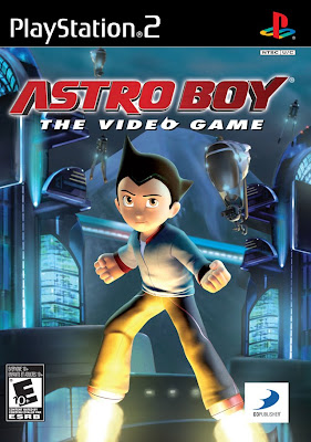 Astro Boy: The Video Game PS2