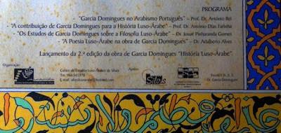 Homenagem a Garcia Domingues, Silves, Maio 2010