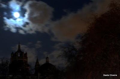 Lua de Londres, Janeiro 2010