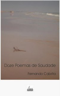 CAPA de Doze poemas de saudade