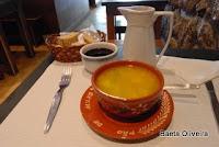 Almoço minhoto em Ponte de Lima
