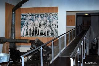 Museu da Cortiça da Fábrica do Inglês, em Silves. Outubro 2008