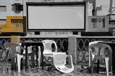 Uma colectividade, em Olhão, Verão 2010