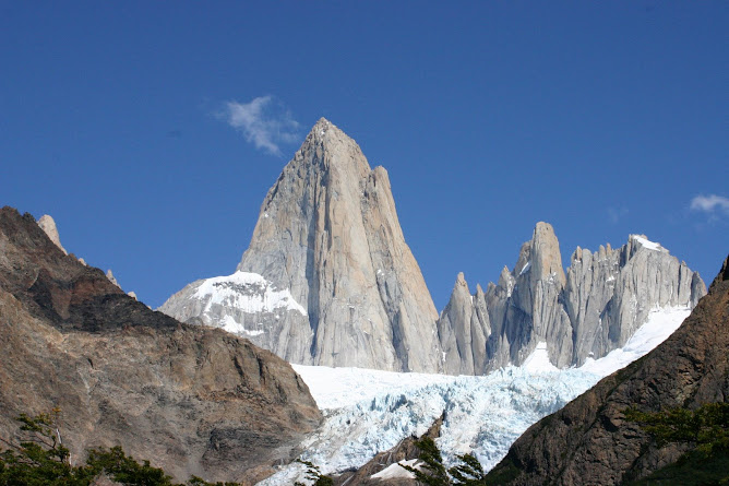 Parks of Patagonia - Mt. Fitzroy