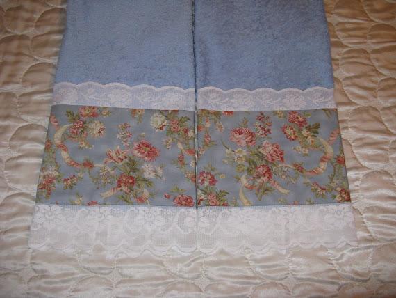 Asciugamani vittoriani