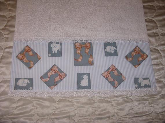 Asciugamano fantasia