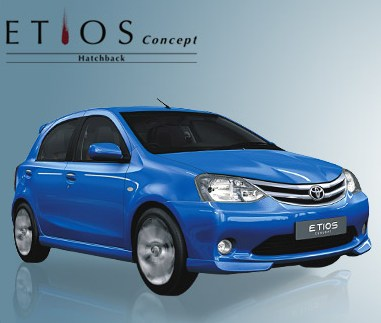 Car Dunia: Toyota Etios Liva to be launched in April 2011