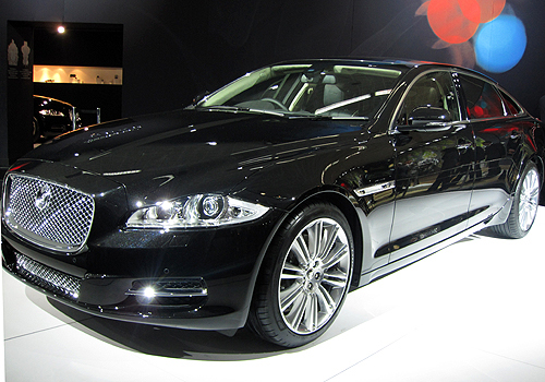 Jaguar XJ L launched in India | Car Dunia - Car News, Car ...