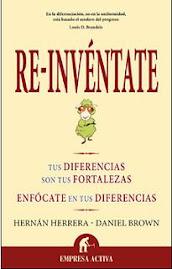 Libro recomendado: Re-invéntate