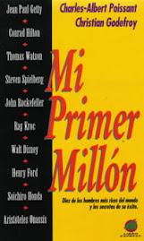 Libro recomendado: Mi primer Millón