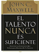 Libro recomendado: El talento nunca es suficiente