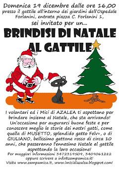 APERITIVO DI NATALE AL GATTILE