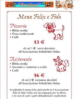 SE MANGIATE LA PIZZA, AIUTATE I GATTI