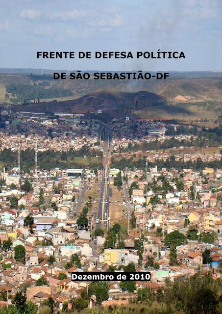 Frente de Defesa Política de São Sebastião - Manifesto