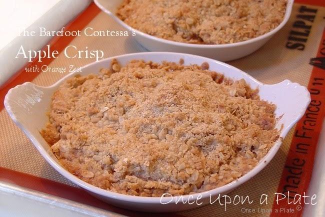 Ina Garten Apple Walnut Cake