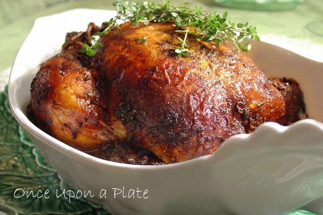 Once Upon a Plate: Smoked-Paprika Roasted Chicken