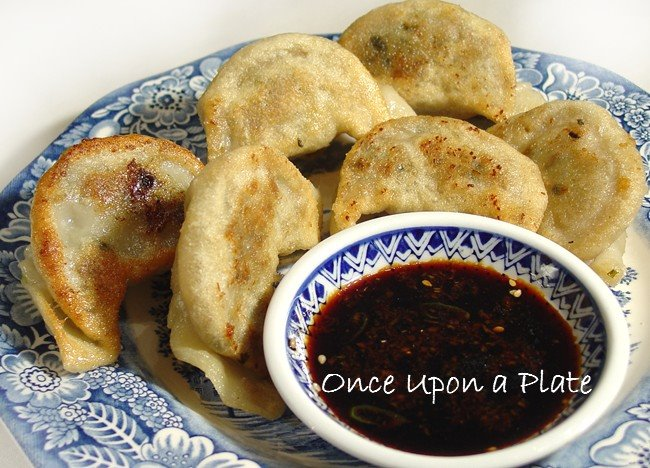 Once Upon a Plate: Chinese Dumplings: Jiaozi, or Guotie (Pot Stickers)