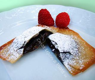 Warm Chocolate Melting Cake Ramekin Size