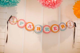 indoor+decorations3 Parkers 1st Birthday Party { Pictures are Finally Here!!!}