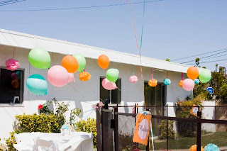 outdoor+decorations4 Parkers 1st Birthday Party { Pictures are Finally Here!!!}