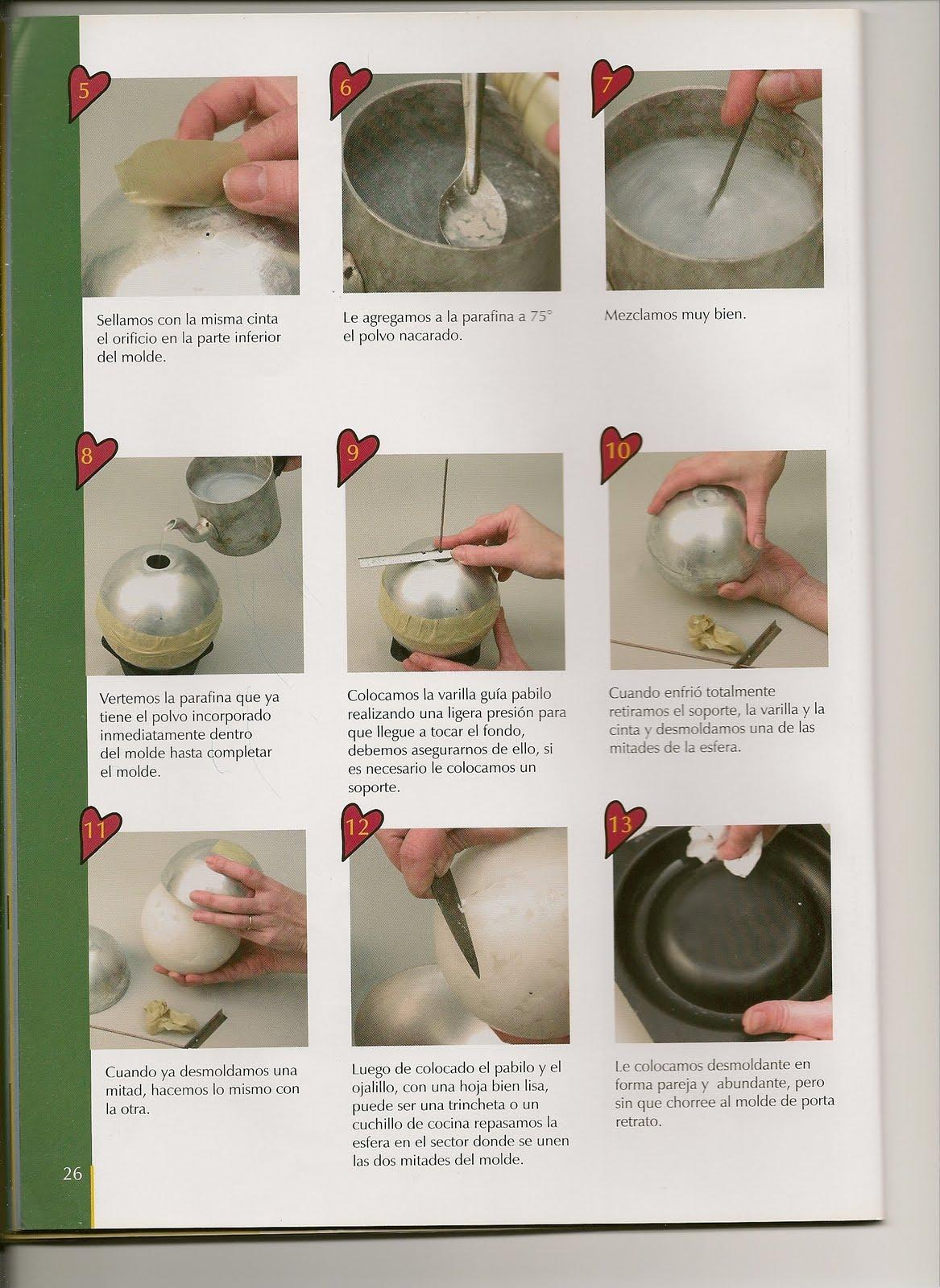 Como hacer un centro de mesa de velas con magnolias mis - Como se hace el almibar ...