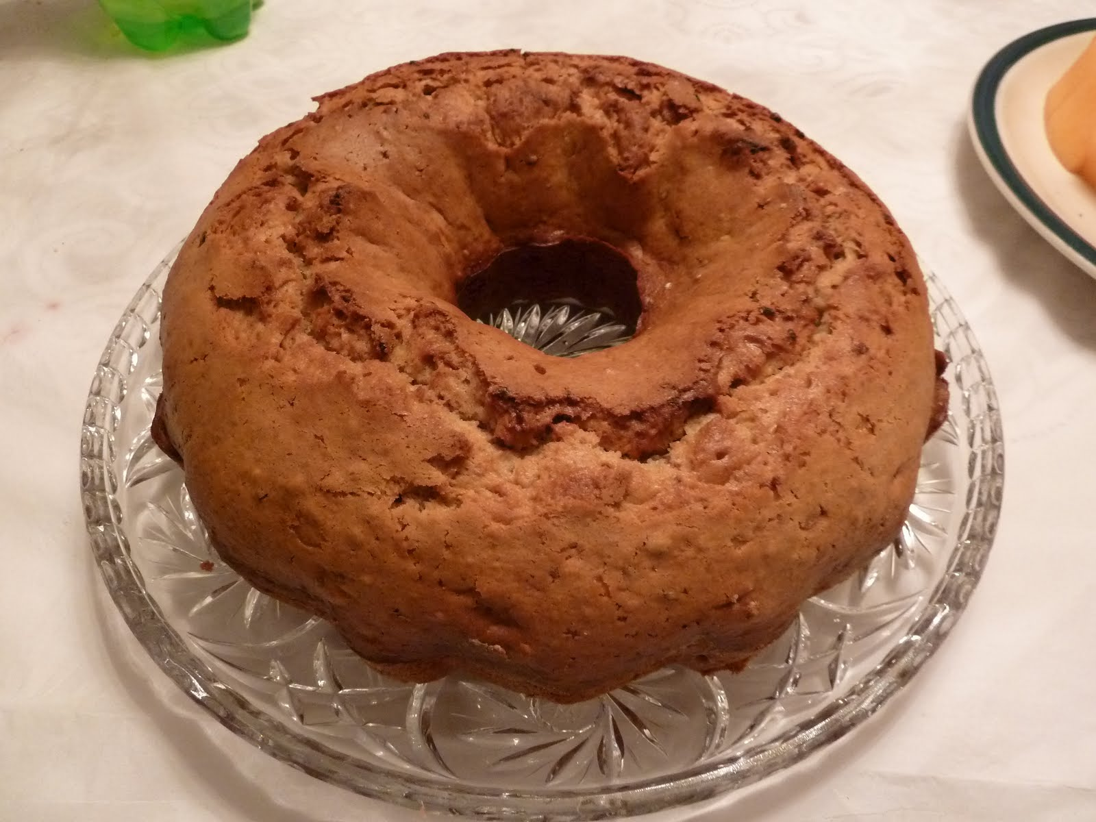 Romanian Apple Cake Recipe — Dishmaps