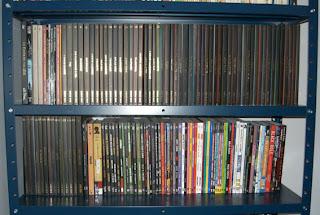 Segundo andar: final da coleção do La Repubblica e álbuns nacionais no formato 'mini-americano'. Terceiro andar: só para a Coleção I Classici del Fumetto