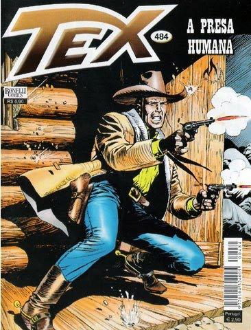 Tex continua sendo sinônimo de boas aventuras