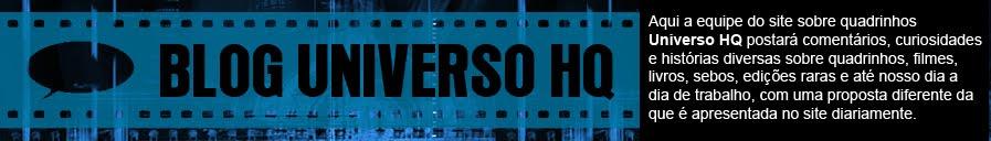 Blog Universo HQ