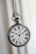 Gillar denna klocka.