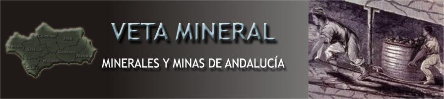 Veta Mineral -Minerales y Minas de Andalucía-