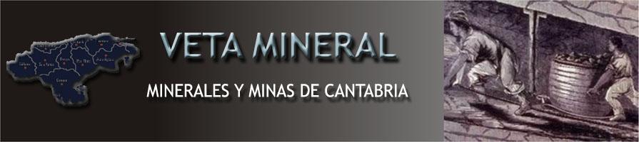 Veta Mineral -Minerales y Minas de Cantabria-