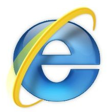 ie logo Lançado Internet Explorer 9 final!