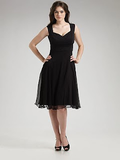 Black Sequin Cocktail Dress With Feather Hem 66
