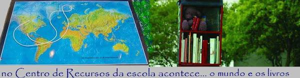 Biblioteca Escolar - Agrupamento de escolas de Paço de Arcos