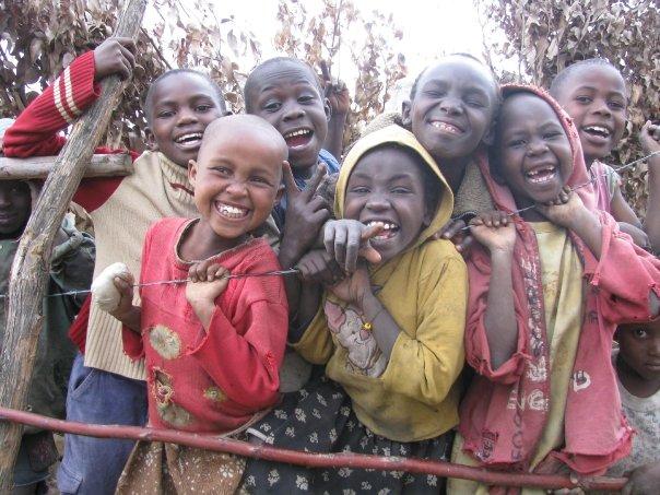 Working For Change In Kenya