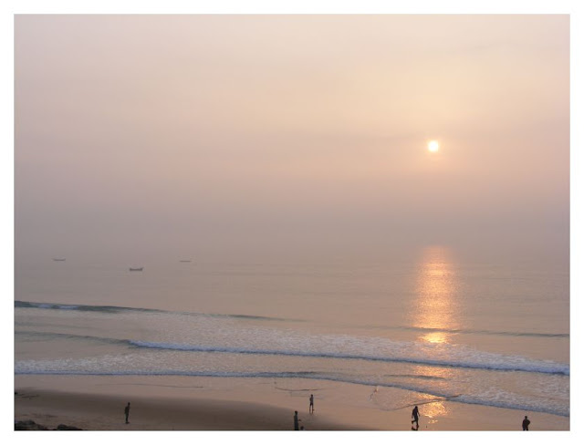 Sunrise. Gopalpur-on-Sea.