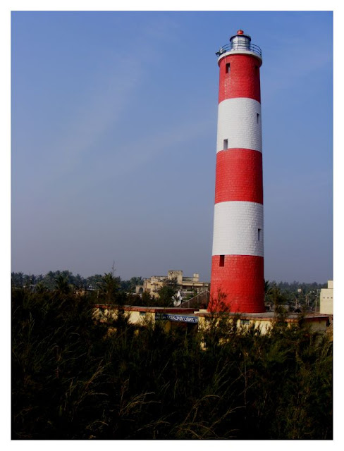 Lighthouse at Gopalpur-on-Sea