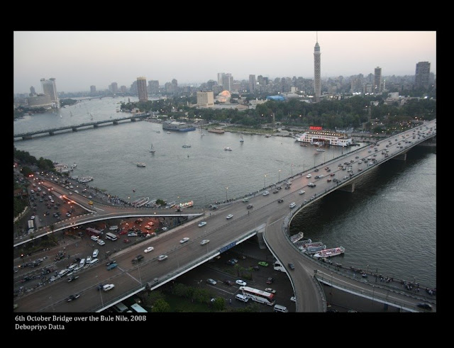 6th October Bridge, Cairo, Egypt